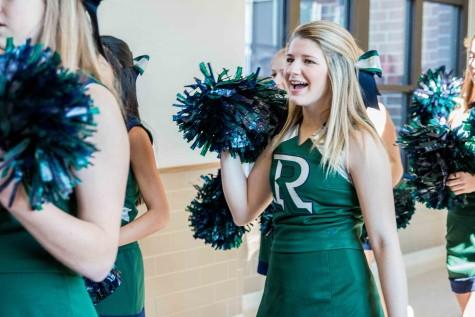 Varsity Cheerleading Making The Team