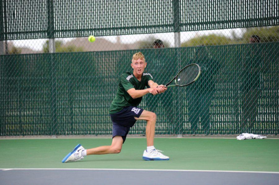 Tennis Tackles a New Season