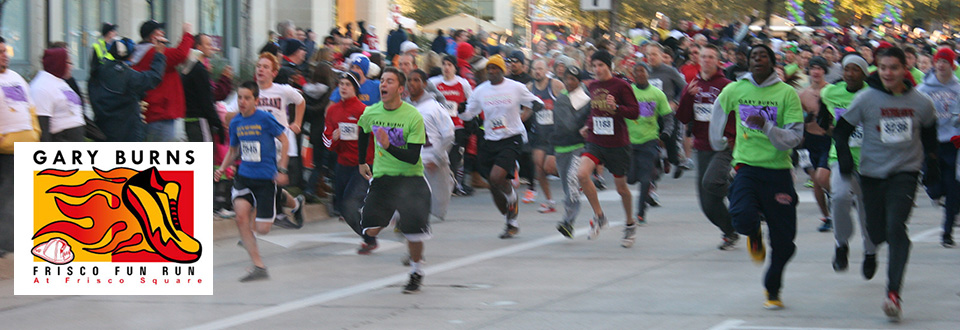Running for a Cause