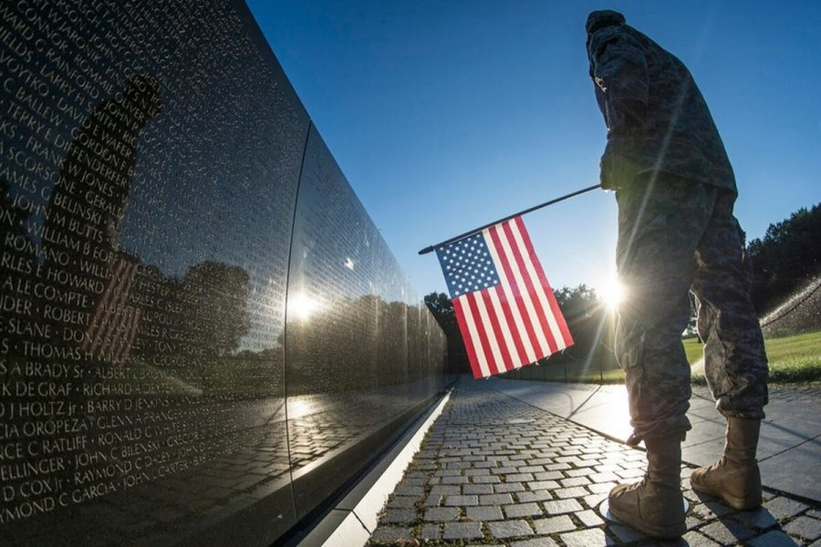 Giving Thanks to Veterans