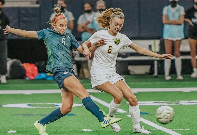 Rachel Buckle: Soccer Superstar