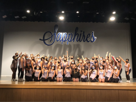 The Sapphires Last Dance