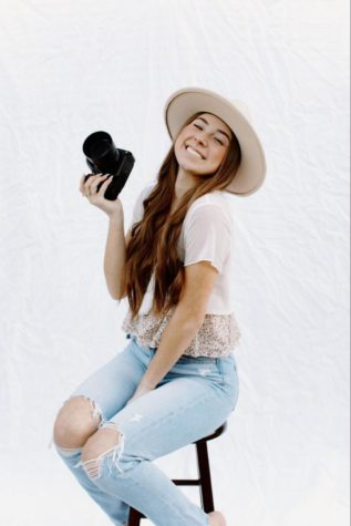 Camille Gonzalez and her Photography Business